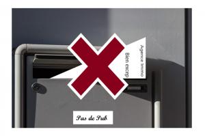 Read more about the article Acteurs de l'immobilier : quid de la publicité au format papier !